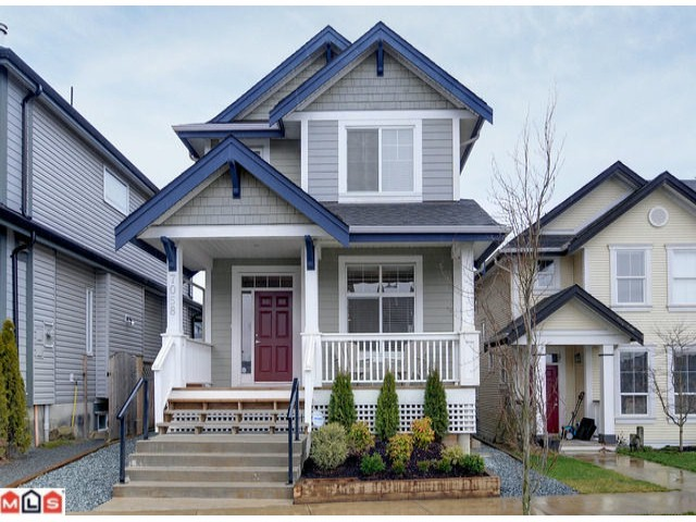 "Main Photo: 7058 179A Street in Surrey: Cloverdale BC House for sale in ""Provinceton"" (Cloverdale)  : MLS®# F1203691"