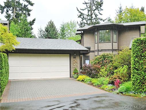 Main Photo: 32 1255 Wain Road in NORTH SAANICH: NS Sandown Townhouse for sale (North Saanich)  : MLS® # 308521