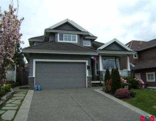 Main Photo: 3729 156TH ST in Surrey: Morgan Creek House for sale (South Surrey White Rock)  : MLS® # F2609106