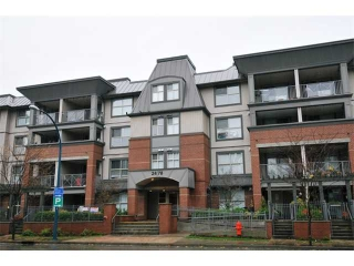 Main Photo: 405 2478 SHAUGHNESSY Street in Port Coquitlam: Central Pt Coquitlam Condo for sale : MLS® # V980984