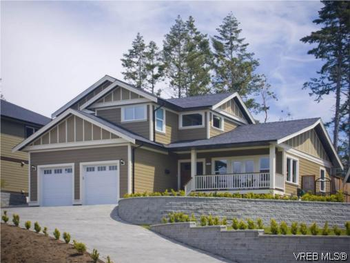 Main Photo: 3355 Sewell Road in VICTORIA: Co Triangle Single Family Detached for sale (Colwood)  : MLS(r) # 293550