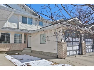 Main Photo: 8 SILVERGROVE Close NW in CALGARY: Silver Springs Townhouse for sale (Calgary)  : MLS(r) # C3562331