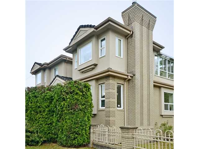 Main Photo: 6488 COLUMBIA Street in Vancouver: Oakridge VW House for sale (Vancouver West)  : MLS® # V1003379