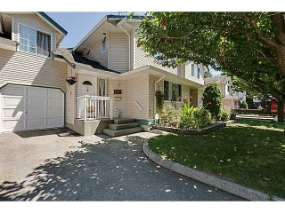 "Main Photo: 2 19252 119TH Avenue in Pitt Meadows: Central Meadows Townhouse for sale in ""WILLOW PARK"" : MLS® # V1074542"