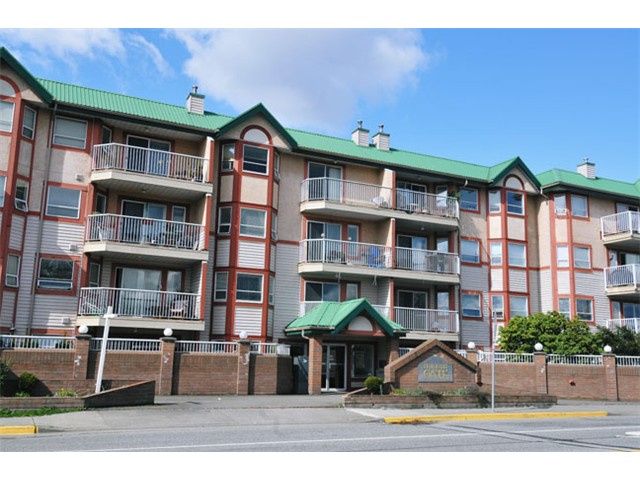 Main Photo: # 221 22661 LOUGHEED HY in Maple Ridge: East Central Condo for sale : MLS(r) # V1054025