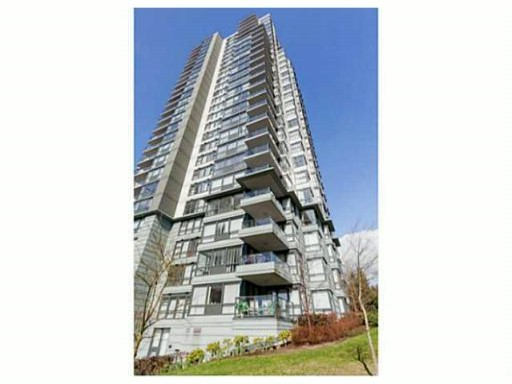 Main Photo: # 805 288 UNGLESS WY in Port Moody: North Shore Pt Moody Condo for sale : MLS® # V1069459
