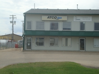 Main Photo: 4215 42 Avenue in Whitecourt: Office for lease : MLS(r) # 43962