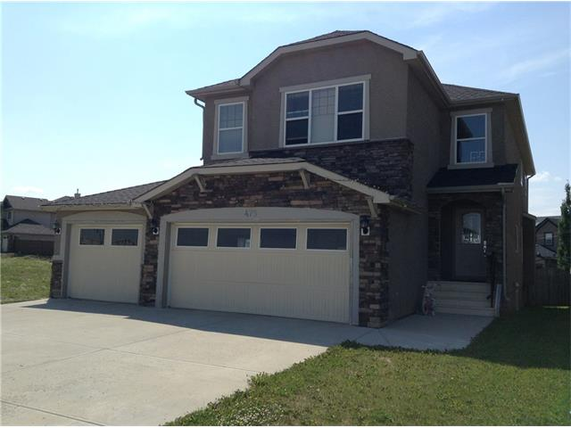 Main Photo: 475 East Lakeview RD: Chestermere House for sale : MLS(r) # C4094234