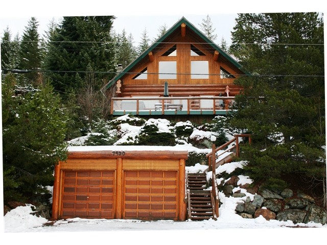 "Main Photo: 7430 AMBASSADOR CR: Whistler House for sale in ""White Gold"" : MLS® # V983130"