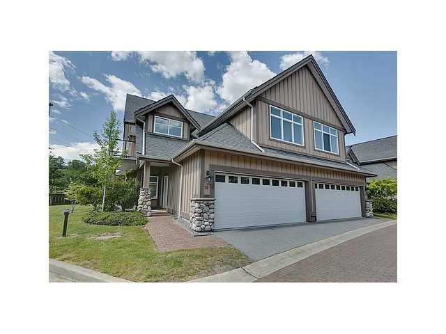 "Main Photo: 32 40750 TANTALUS Road in Squamish: Garibaldi Estates Townhouse for sale in ""MEIGHAN CREEK"" : MLS® # V985184"