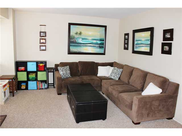 Photo 3: PACIFIC BEACH Townhome for sale : 3 bedrooms : 4257 Gresham Street in San Diego