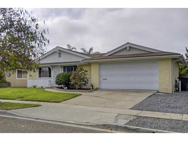 Main Photo: CHULA VISTA House for sale : 3 bedrooms : 474 Jamul Court
