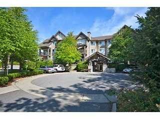 Main Photo: 205 3388 MORREY Court in Burnaby: Sullivan Heights Condo for sale (Burnaby North)  : MLS®# V1023748