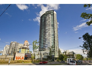 Main Photo: 1007 501 Pacific Street in Vancouver: Downtown VW Condo for sale (Vancouver West)  : MLS® # V1024812