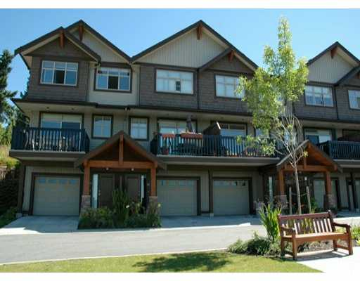 "Main Photo: 24 320 DECAIRE ST in Coquitlam: Maillardville Townhouse for sale in ""OUTLOOK"" : MLS® # V599654"