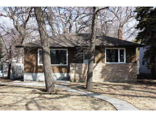 Main Photo: 471 Churchill Drive in WINNIPEG: Fort Rouge / Crescentwood / Riverview Residential for sale (South Winnipeg)  : MLS® # 1407730