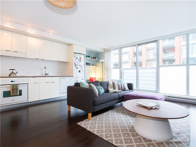 Main Photo: # 209 168 POWELL ST in Vancouver: Downtown VE Condo for sale (Vancouver East)  : MLS®# V1097823