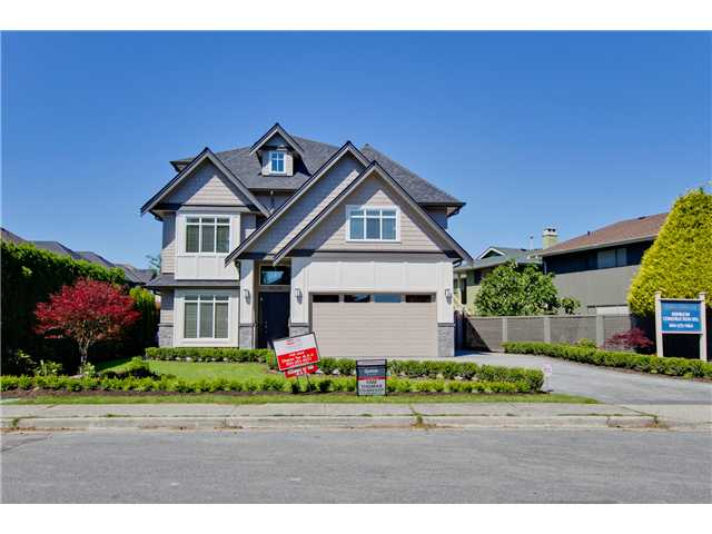 Main Photo: 11451 LEEWARD GT in Richmond: Steveston South House for sale : MLS®# V1114196