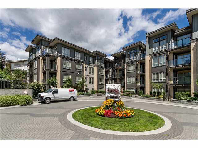 Main Photo: 115 225 FRANCIS WAY in NEW WEST: Fraserview NW Condo for sale (New Westminster)  : MLS®# V1138255
