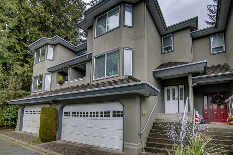 Main Photo: 45 2990 PANORAMA DRIVE in Coquitlam: Westwood Plateau Townhouse for sale : MLS(r) # R2026947