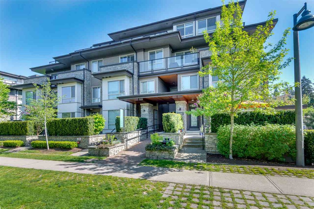Main Photo: 407 7488 Byrnepark Walk in Burnaby: South Slope Condo for sale (Burnaby South)  : MLS(r) # R2061347