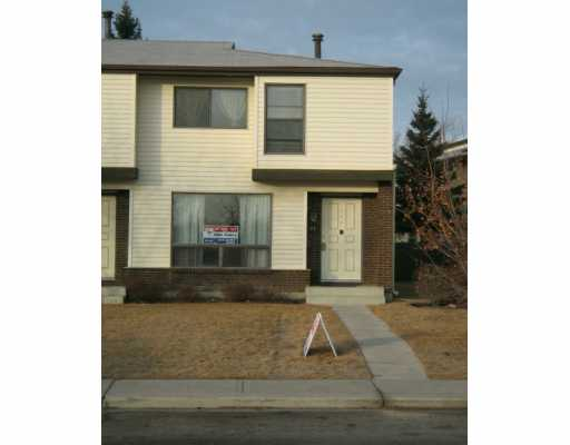 Main Photo:  in CALGARY: Silver Springs Townhouse for sale (Calgary)  : MLS® # C3195567