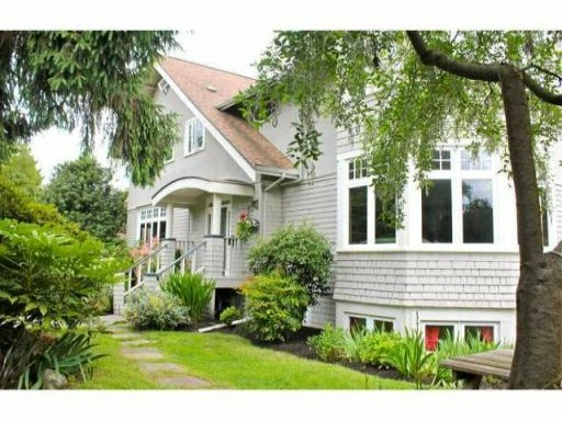 Main Photo: 3503 W 1ST Avenue in Vancouver: Kitsilano House for sale (Vancouver West)  : MLS(r) # V985384