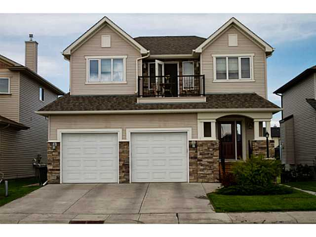 Main Photo: 11 Cimarron Park Green, Okotoks, Alberta  T1S 2K2