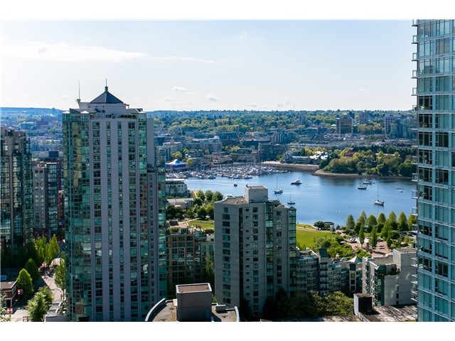 Photo 5: # 2001 1325 ROLSTON ST in Vancouver: Downtown VW Condo for sale (Vancouver West)  : MLS® # V1072308