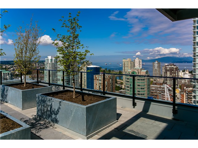Main Photo: # 2001 1325 ROLSTON ST in Vancouver: Downtown VW Condo for sale (Vancouver West)  : MLS® # V1072308
