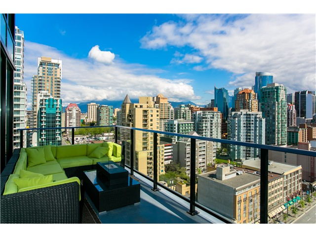 Photo 2: # 2001 1325 ROLSTON ST in Vancouver: Downtown VW Condo for sale (Vancouver West)  : MLS® # V1072308
