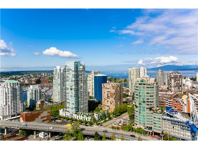 Photo 6: # 2001 1325 ROLSTON ST in Vancouver: Downtown VW Condo for sale (Vancouver West)  : MLS® # V1072308