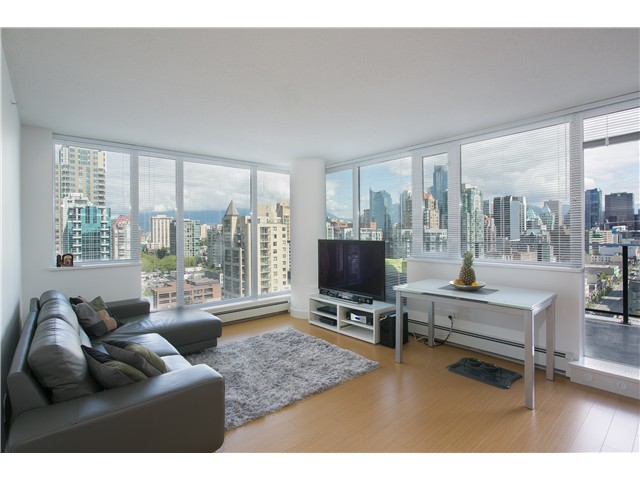 Photo 7: # 2001 1325 ROLSTON ST in Vancouver: Downtown VW Condo for sale (Vancouver West)  : MLS® # V1072308