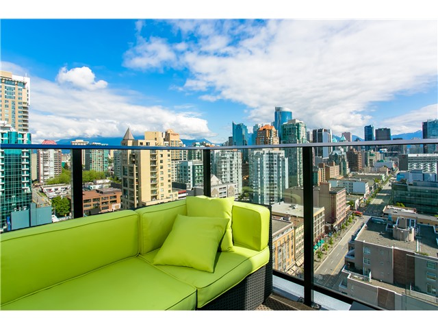 Photo 4: # 2001 1325 ROLSTON ST in Vancouver: Downtown VW Condo for sale (Vancouver West)  : MLS® # V1072308
