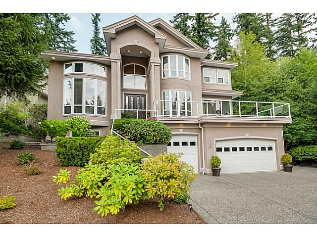 Main Photo: 200 PARKSIDE Drive in Port Moody: Heritage Mountain House for sale : MLS® # V1079797