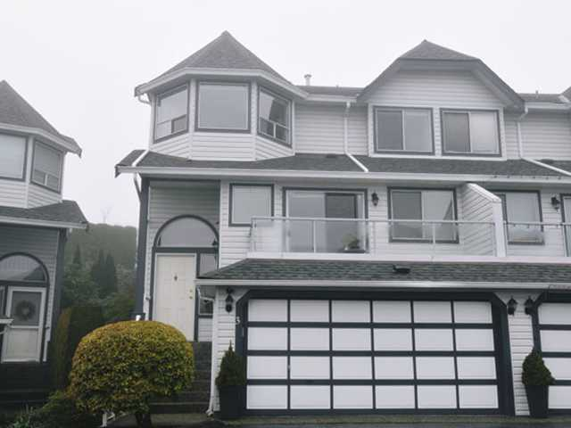Main Photo: 3 1015 FRASERVIEW Street in Port Coquitlam: Citadel PQ Townhouse for sale : MLS®# V1098381