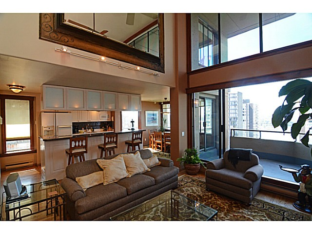 Main Photo: # 1603 1236 BIDWELL ST in Vancouver: West End VW Condo for sale (Vancouver West)  : MLS®# V1125989
