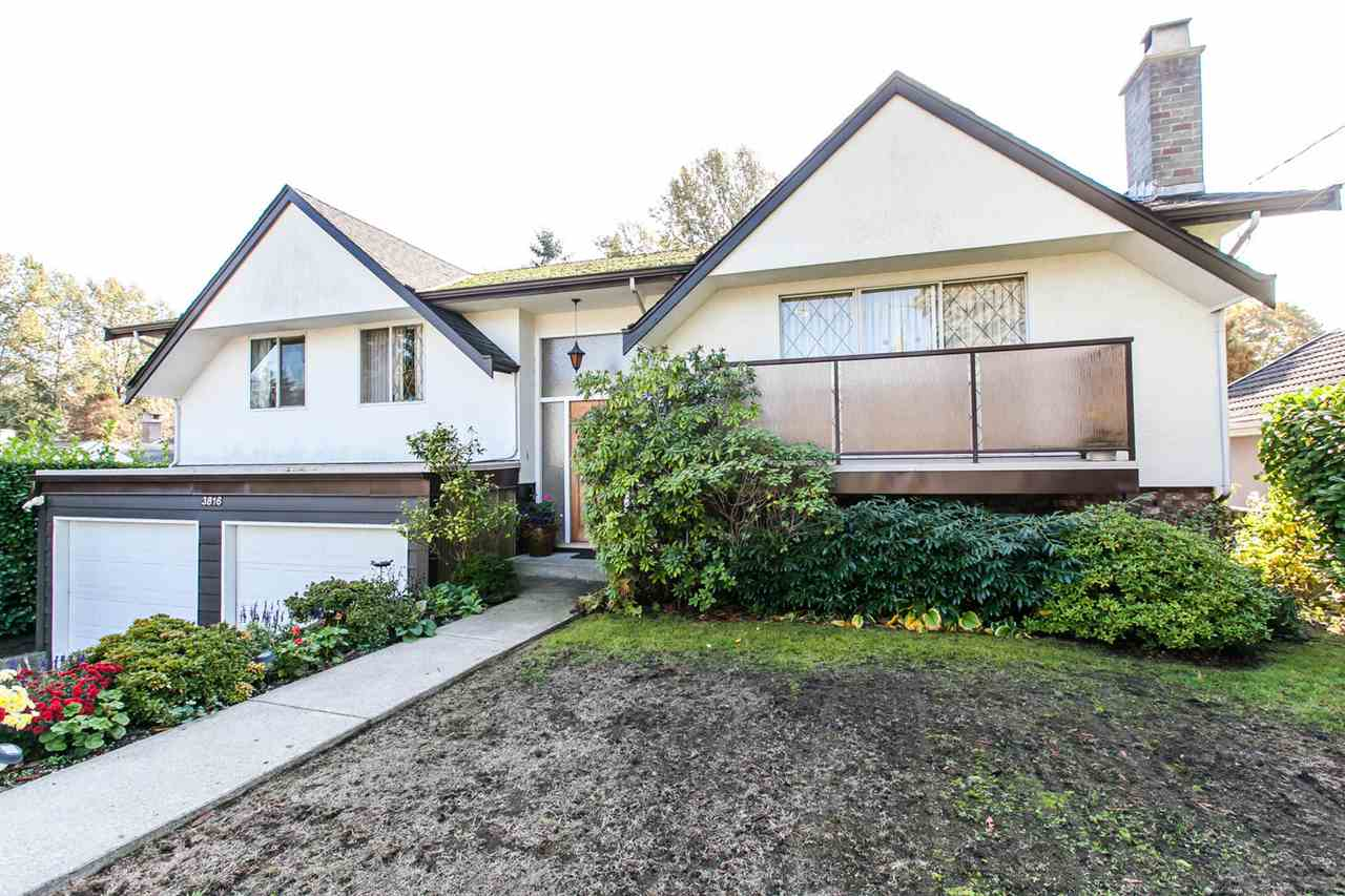 Main Photo: 3816 CLINTON STREET in Burnaby: Suncrest House for sale (Burnaby South)  : MLS® # R2010789
