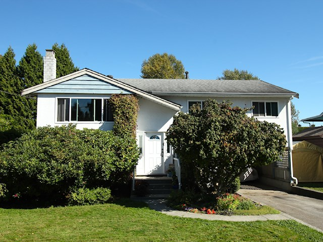 Main Photo: 3434 Handley Crescent: House for sale (Port Coquitlam)