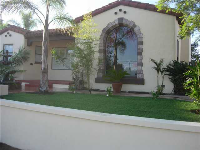 Main Photo: NORTH PARK House for sale : 3 bedrooms : 3375 Palm Street in San Diego