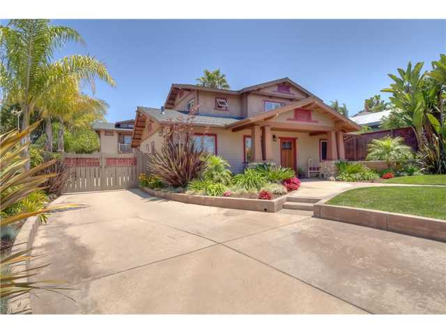Main Photo: LEUCADIA House for sale : 5 bedrooms : 735 Del Rio Avenue in Encinitas