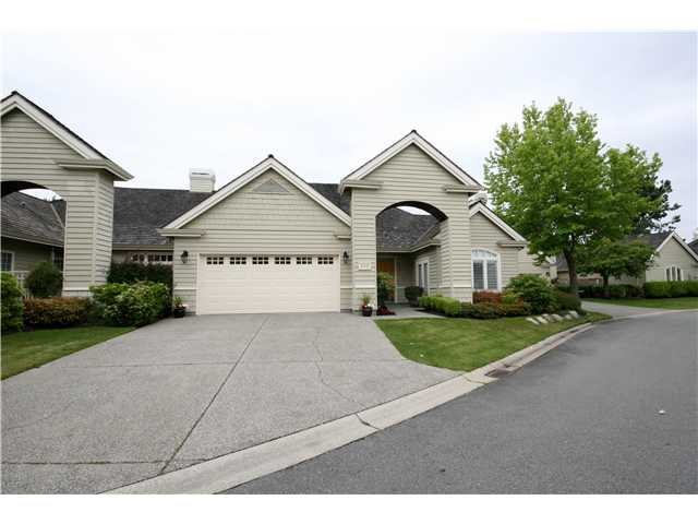 "Main Photo: 332 6505 3RD Avenue in Tsawwassen: Boundary Beach Townhouse for sale in ""MONTERRA"" : MLS®# V956649"