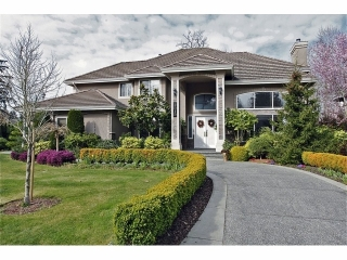"Main Photo: 2515 138TH Street in Surrey: Elgin Chantrell House for sale in ""Peninsula Park"" (South Surrey White Rock)  : MLS®# F1307515"