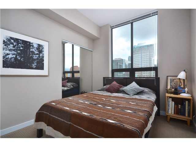 "Photo 9: # 603 531 BEATTY ST in Vancouver: Downtown VW Condo for sale in ""METROLIVING"" (Vancouver West)  : MLS® # V999631"