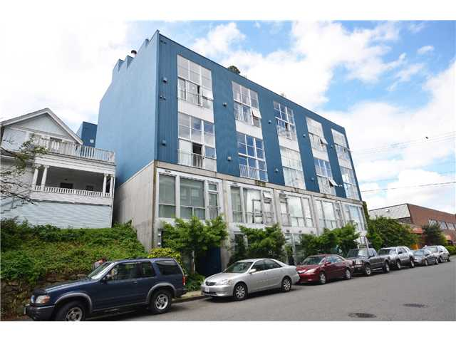 "Main Photo: 309 228 E 4TH Avenue in Vancouver: Mount Pleasant VE Condo for sale in ""WATERSHED"" (Vancouver East)  : MLS(r) # V1014119"
