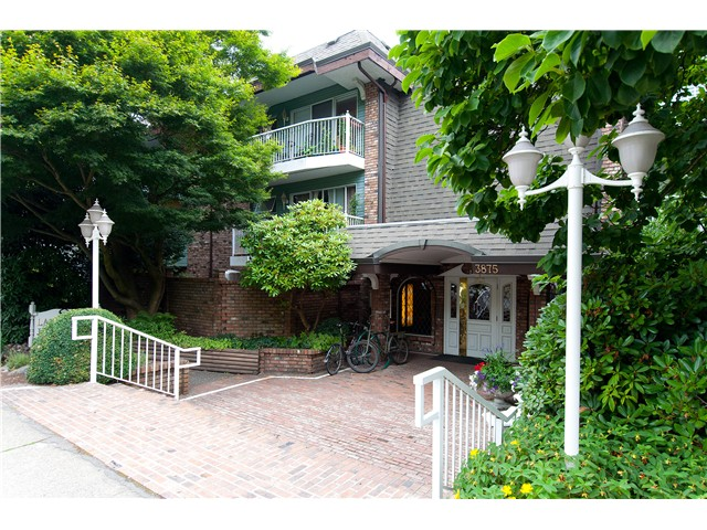 Main Photo: # 205 3875 W 4TH AV in Vancouver: Point Grey Condo for sale (Vancouver West)  : MLS®# V1054447