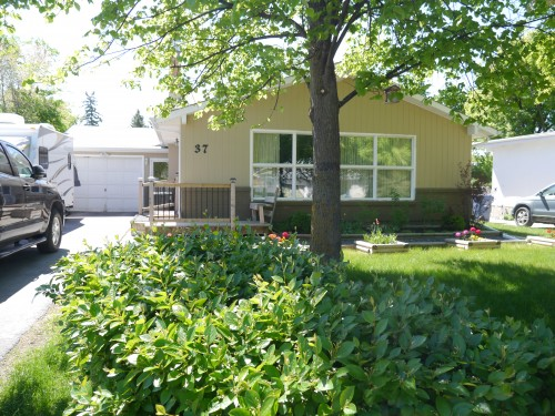 Main Photo: 37 Waterford Bay in Winnipeg: Fort Garry / Whyte Ridge / St Norbert Single Family Detached for sale (South Winnipeg)  : MLS(r) # 1409090
