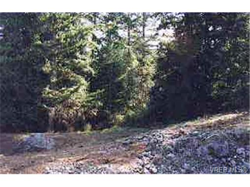 Main Photo: LT 5 Cains Way in SOOKE: Sk East Sooke Land for sale (Sooke)  : MLS® # 90347