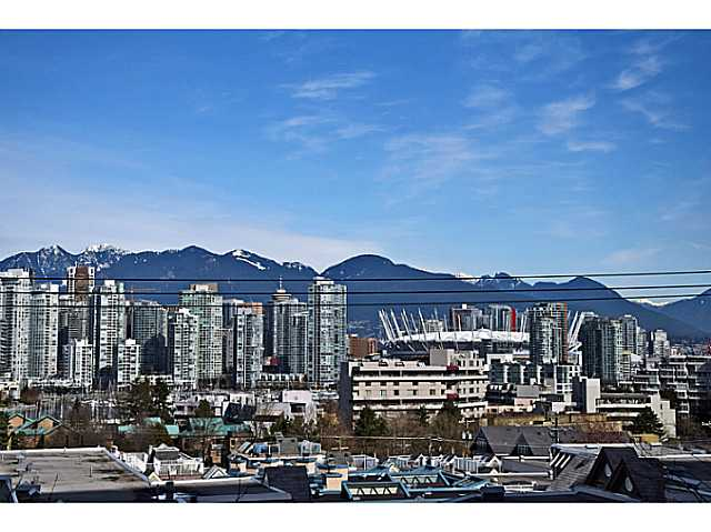Main Photo: # 501 728 W 8TH AV in Vancouver: Fairview VW Condo for sale (Vancouver West)  : MLS® # V1085591