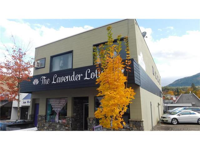 Main Photo: 140 Hudson Avenue in Salmon Arm: DOWNTOWN CORE Industrial for sale : MLS(r) # 10125590